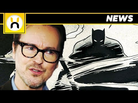 Matt Reeves The Batman Story & Villains REVEALED