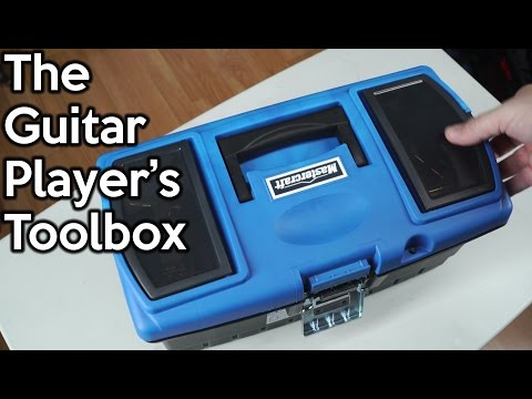 The Guitar Player's Toolbox (makes a great gift!)