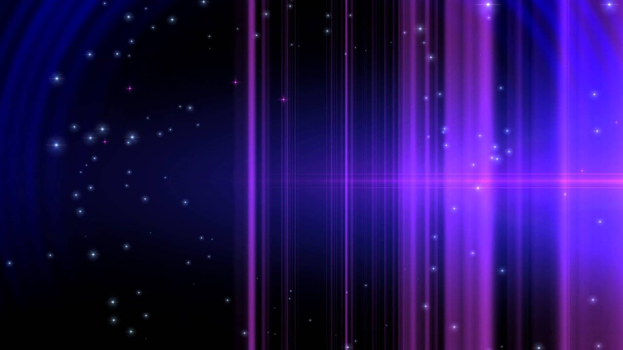 4K Purple Blue Haze Background Animation 2160p
