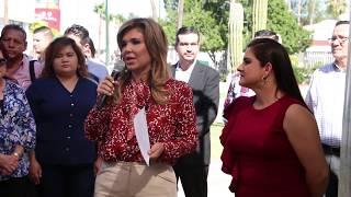 Inaugura Gobernadora modernización de blvd. Vildósola y puente Trébol