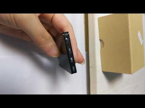 8GB Super Mini Card Shaped Voice Recorder