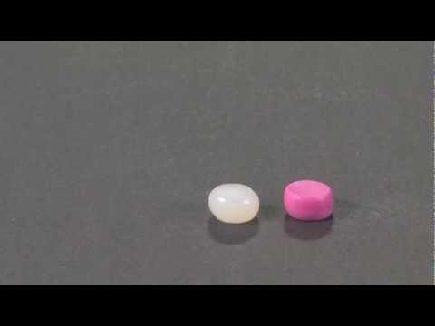Viscoelastic Silicone Rubber
