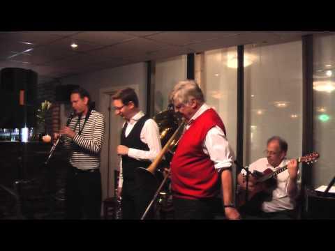 14 - Georgia on my mind - Jesse Lindgren & Maritime Stompers at Falsterbo Jazzklubb