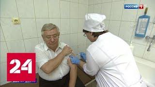 вакцинация от гриппа в 2019году