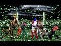 MUGEN KOF Super Ikari Warriors Team Vs  Orochi Iori Team