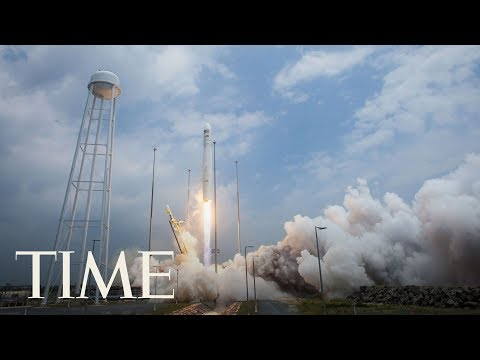 NASA Launches Terrier-Improved Malemute Rocket From Wallops Island, Virginia | TIME