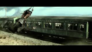 The Lone Ranger - Official Disney Trailer   19.04.2013 (English)