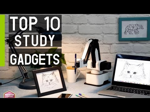 Top 10 Coolest Study Gadgets Every Student Should Have