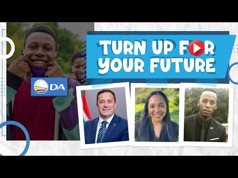Turn up for your future - Youth Day 2021