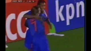 QWC 2002 Andorra vs. Netherlands 0-5 (24.03.2001)