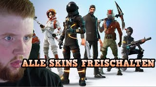 WE SWITCH ALL SKINS FREE | Fortnite Battle Royale