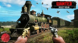 Red Dead Redemption 2 Free Roam Gameplay LIVE! (RDR 2 Free Roam Gameplay)