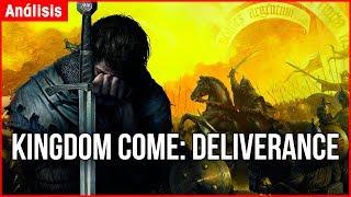 VIDEO-ANALISIS Kingdom Come: Deliverance (Warhorse Studios) - REVIEW PS4 Pro / Xbox One X / PC