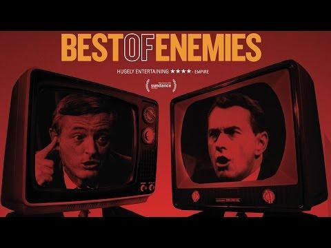 BEST OF ENEMIES  Gore Vidal & William F. Buckley Documentary with Dir. Morgan Neville