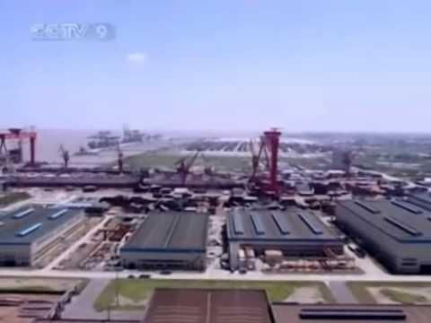 Korean Shipbuilding Introductory VDO