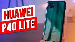 обзор Huawei P40 Lite - Новый Бюджетный Король?