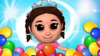Pinky Ka Birthday | जन्मदिन कि शुभ कामनाएं | Birтhday Songs In Hindi | Kids Hindi Songs