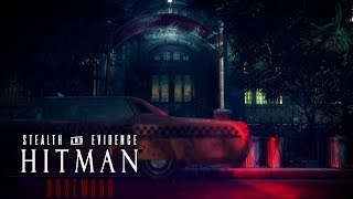 """Hitman: Absolution - Walkthrough Part 6 """"Rosewood"""" Stealth & Evidence HD 1080p 60FPS PC"""