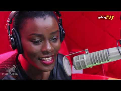 Geosteady live in concert interview - Morning Saga