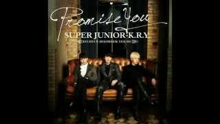 [ALBUM/DL] Super Junior KRY - Promise You (Japanese Album)