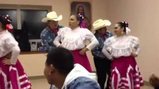 Baile Folklórico de Nuevo León (Polka)