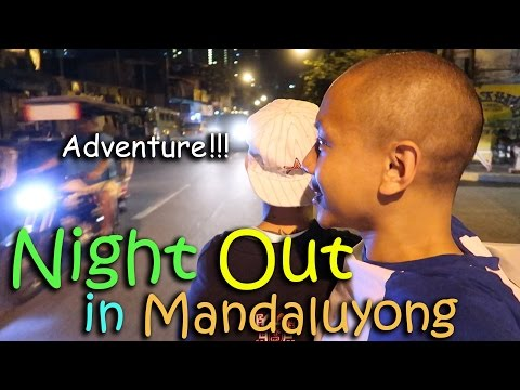 A NIGHT OUT IN MANDALUYONG | March 3rd, 2017 | Vlog #43