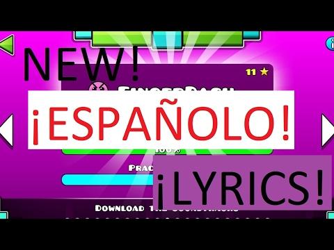 FINGERDASH song ORIGINAL | Spanish version | Germaquina | +10 (Recomended)
