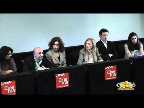 PAURA DI AMARE - conferenza stampa - WWW.RBCASTING.COM