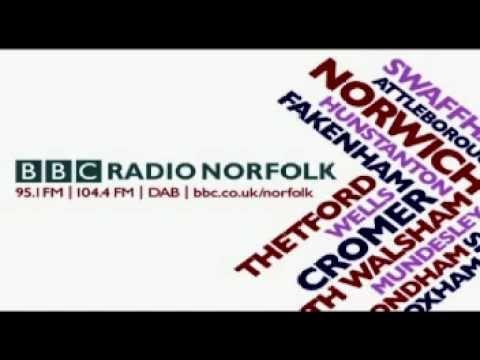 Ian Colman & Ben Lake BBC Radio Norfolk 200412