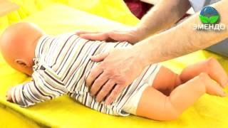 Массаж ребенку от 1 месяца до 1 года