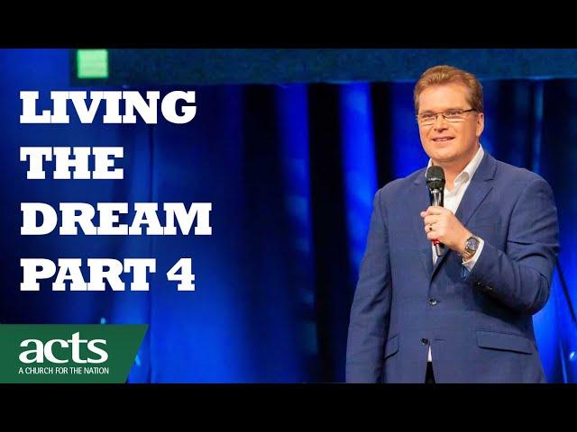 Living the dream Part 4 | Apostle Peter De Fin