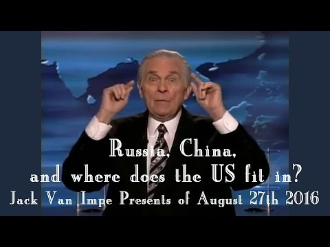 Jack Van Impe – Russia, China, and where does the US fit in?