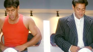 Judwaa - Part 7 Of 9 - Salman Khan - Karishma Kapoor - Rambha - Superhit Bollywood Movies