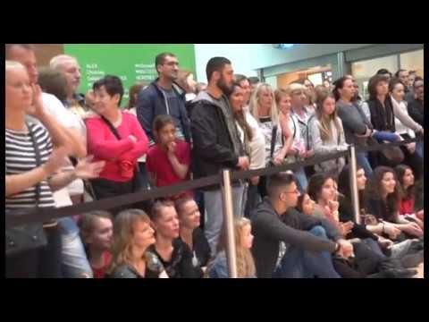 Dance Contest 2017 in der Waterfront Bremen