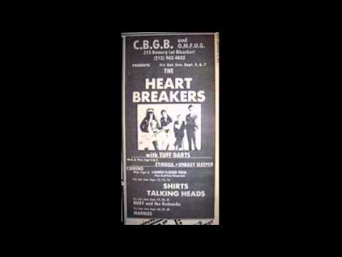 Heartbrekers 1975-09-07 Cbgb SBD