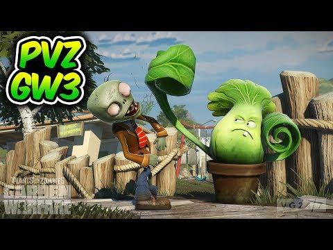 Plants Vs Zombies: Garden Warfare 3 Is Coming!!!