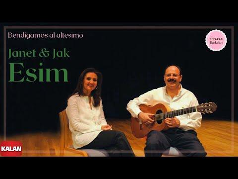 Janet & Jak Esim - Bendigamos Al Altesimo [ Antik Bir Hüzün © 2005 Kalan Müzik ]