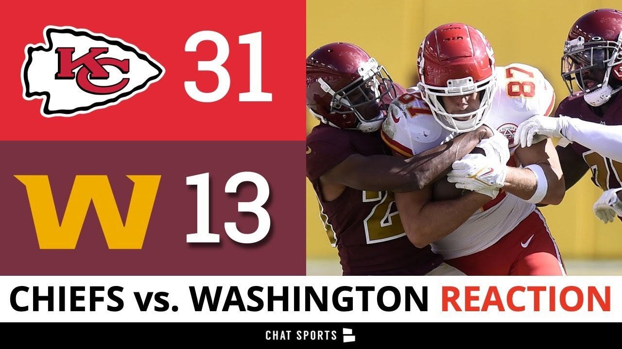 Patrick Mahomes returns to form in second half of Chiefs' win over ...