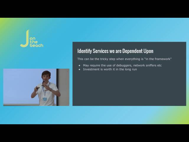 Scala, Docker and Testing, oh my!- Daniel Brown & Mario Camou -JOTB16