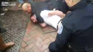 Cops formally under investigation over assault incident
