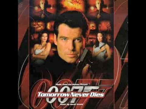 James Bond - Tomorrow Never Dies soundtrack FULL ALBUM
