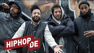 Sido, Teddy & Fahri im Tourbus: 3 halbe Brüder & 1 halber Mann (Rooz) #waslos