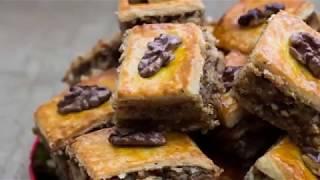 ПАХЛАВА АРМЯНСКАЯ Простой и очень вкусный рецепт