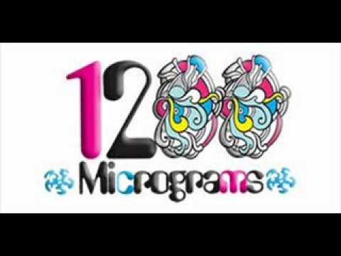 1200 micrograms - magic mushrooms