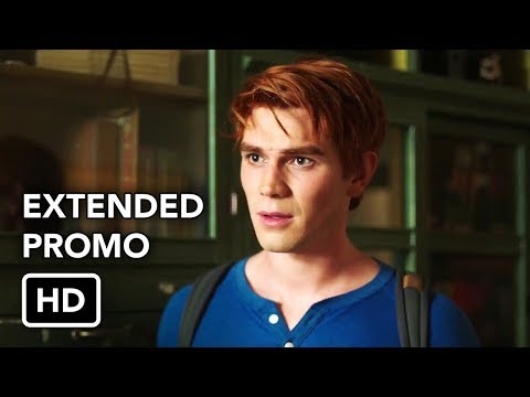 "Riverdale 2x05 Extended Promo ""When a Stranger Calls"" (HD) Season 2 Episode 5 Extended Promo"