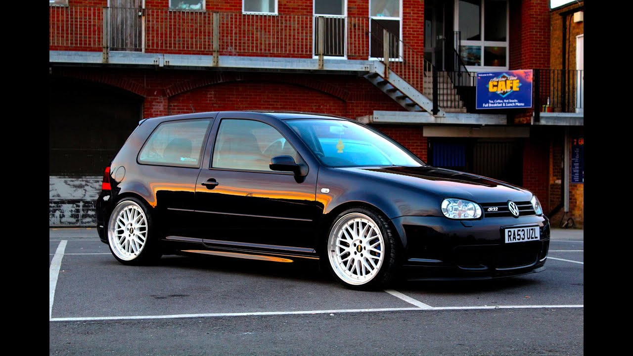 volkswagen golf mk4 r32 3 2 v6 with decat youtube. Black Bedroom Furniture Sets. Home Design Ideas