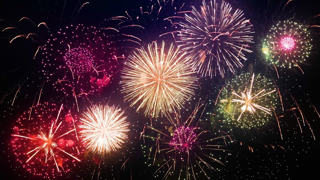 The Chemistry of Fireworks - YouTube