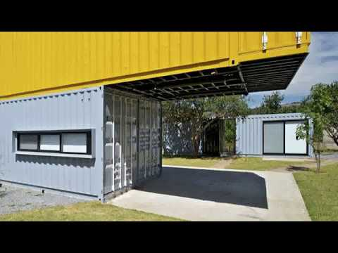 Shipping Container Homes Mexico
