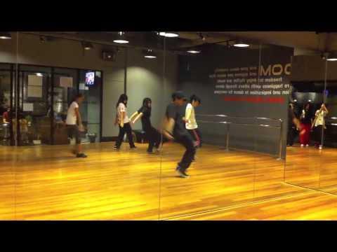 Usher -  More (final choreography)