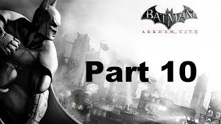 Batman: Arkham City - Part 10 - Mr. Freeze
